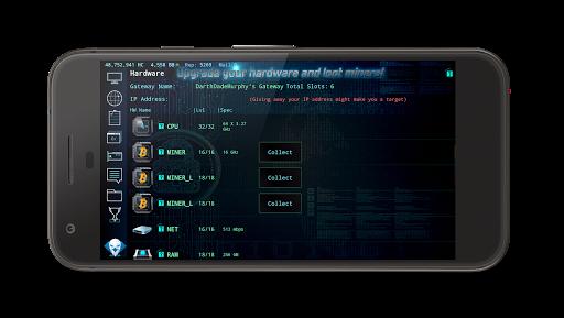 Hackers Online (MMO Simulator)  Screenshots 4