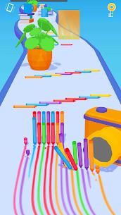 Pencil Rush 3D MOD Apk 0.5.0 (Unlimited Money) 3