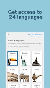 Rosetta Stone v8.2.0 Mod APK 2