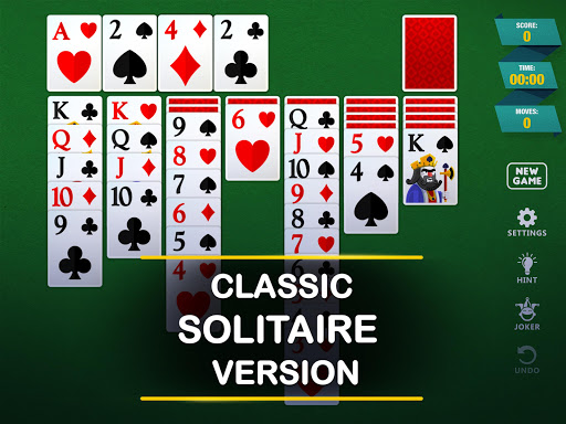 Solitaire Card Game Classic 1.0.21 screenshots 7