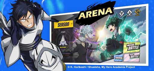 My Hero Academia: The Strongest Hero  screenshots 14