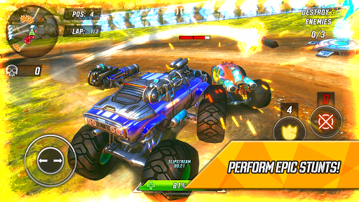 RACE: Rocket Arena Car Extreme 1.0.21 screenshots 4