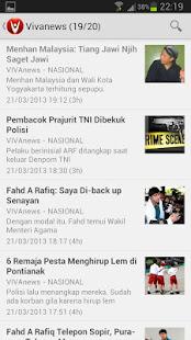 Berita Indonesia - RSS Reader