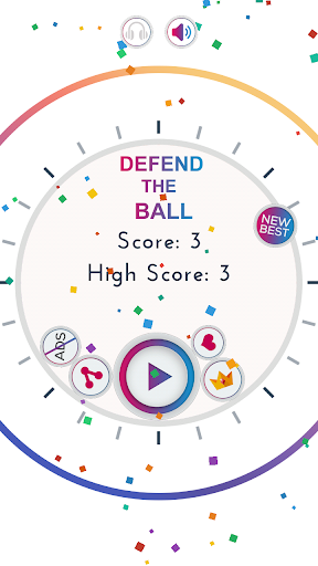 defend the ball screenshot 3
