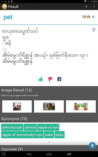 Shwebook Dictionary Pro 5.2.2 screenshots 12