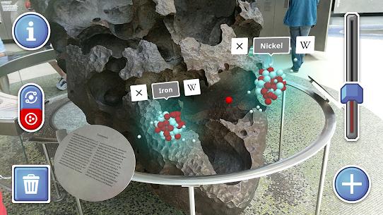 Atom Visualizer for ARCore 3