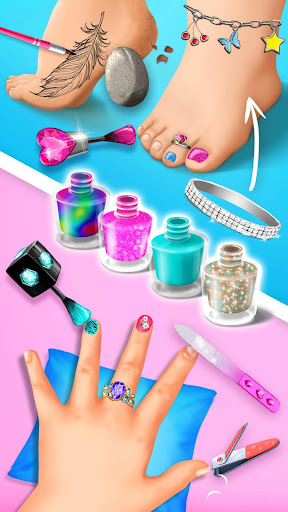 Sweet Baby Girl Beauty Salon 3 - Hair, Nails & Spa  screenshots 7