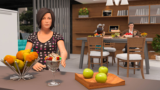 Mother Simulator: Virtual Happy Family Life 2.1 screenshots 2