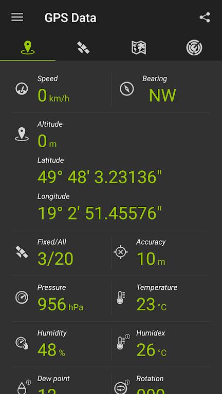 GPS Data  poster 9