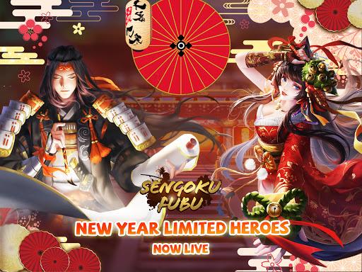 Sengoku Fubu - 2nd Anniversary apkslow screenshots 8