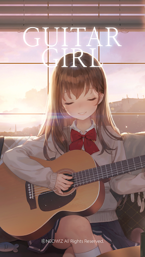 Guitar Girl : Relaxing Music Game 2.3.0 screenshots 1