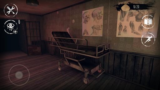 Eyes: Scary Thriller - Creepy Horror Game goodtube screenshots 4