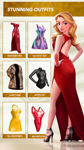 Code Triche Glamland: Fashion Game with Judging & Styling (Astuce) APK MOD screenshots 1