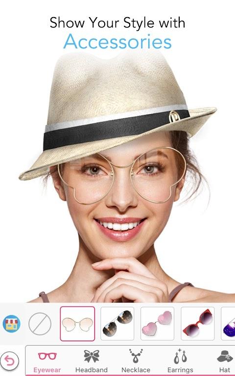 YouCam Makeup-Magic Selfie Cam & Virtual Makeovers  poster 7