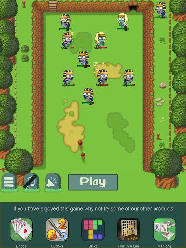 Ballz vs Zombies, zap a zombie  screenshots 11