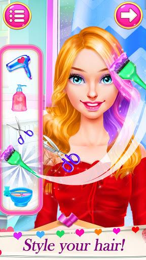 High School Date Makeup Artist - Salon Girl Games 1.1 screenshots 21