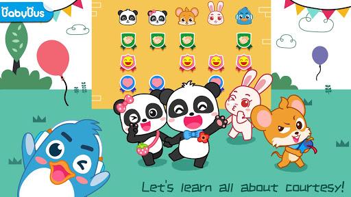 Baby Panda's Family and Friends  screenshots 1