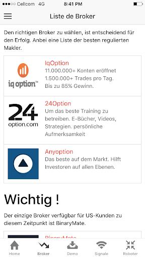 bereich binäre fx option die besten apps für den handel mit binären optionen