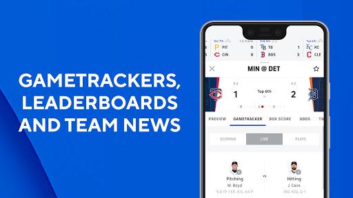 CBS Sports App - Scores, News, Stats & Watch Live apktram screenshots 6