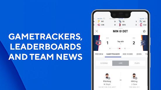 CBS Sports App - Scores, News, Stats & Watch Live 10.23 Screenshots 6