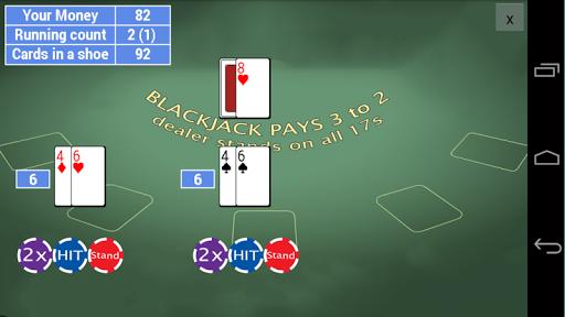 weightless blackjack screenshot 1