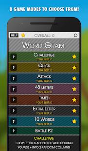 Word Gram - Free 21 Screenshots 9