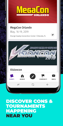 fan guru: events, conventions, communities, fandom screenshot 2