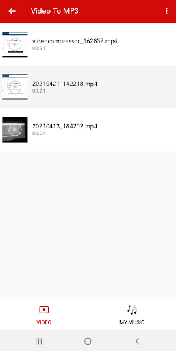 Tube to mp3 converter - free tube to mp3 converter  screenshots 2