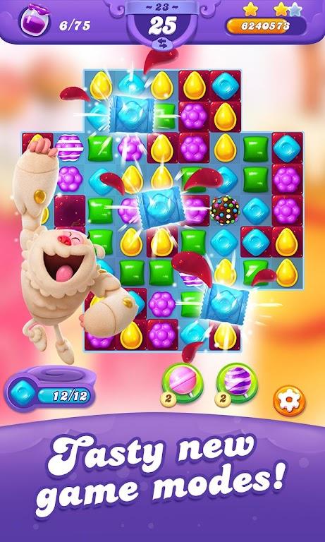 Candy Crush Friends Saga  poster 0