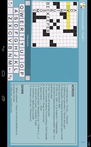 Grid games (crossword & sudoku puzzles) apkpoly screenshots 11