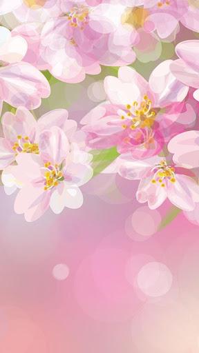Sakura Live Wallpaper modavailable screenshots 5