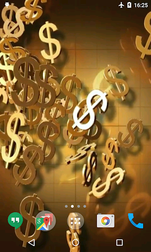 3D Money Video Live Wallpaper For PC Windows (7, 8, 10, 10X) & Mac Computer Image Number- 8
