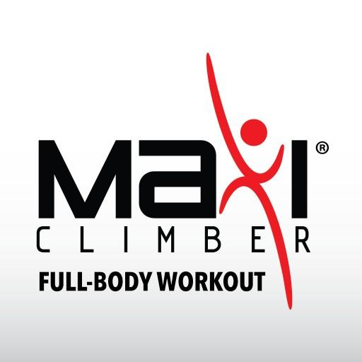 MaxiClimber® Fitness App icon