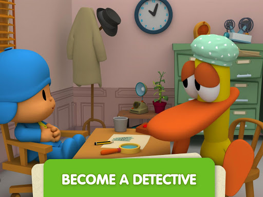 Pocoyo and the Mystery of the Hidden Objects  screenshots 16