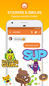 Messenger SMS Text – Messages, Chat, Emoji, SMS 4