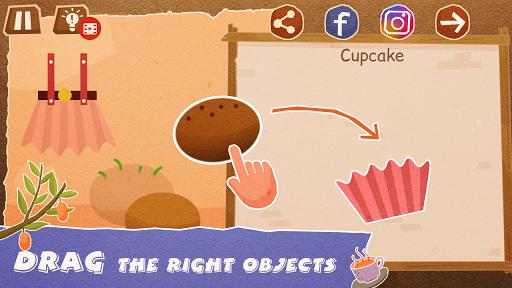 Chigiri: Paper Puzzle 1.5.0 screenshots 1