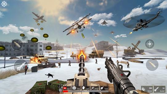 Beach War: Fight For Survival Mod Apk 0.0.9 (Mod Bullets) 1