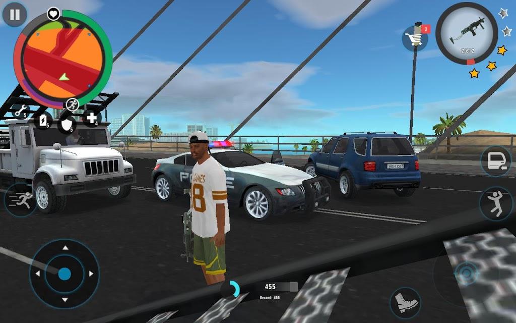 Real Gangster Crime poster 2