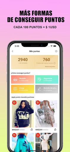 Chic Me - Best Shopping Deals apktram screenshots 20