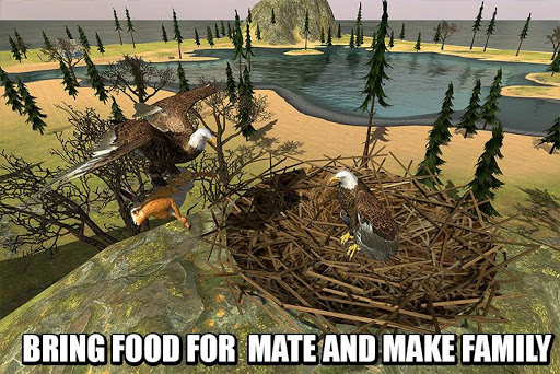 Furious Eagle Family Simulator apkpoly screenshots 3