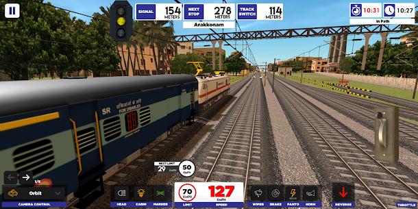 Baixar Indian Train Simulator MOD APK 2020.4.16 – {Versão atualizada} 2