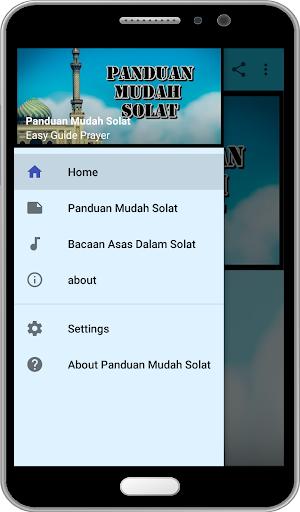 PANDUAN MUDAH SOLAT For PC Windows (7, 8, 10, 10X) & Mac Computer Image Number- 5
