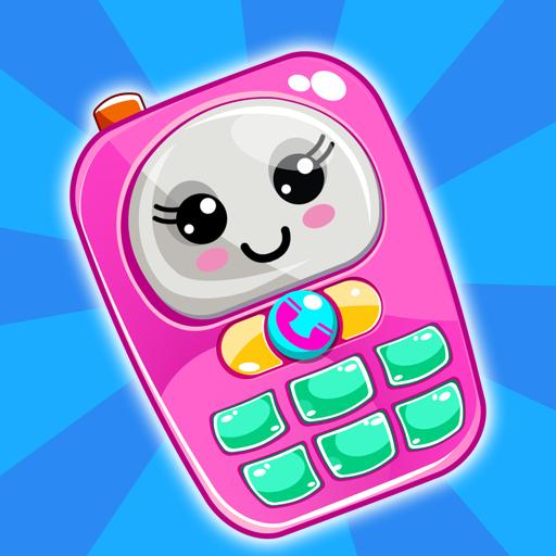 Jogos de telefone para bebês para crianças