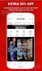 SHEIN – The Hottest Trends  Fashion Apk 5