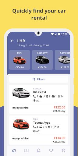 Jetcost: flights, hotels, cars  screenshots 8