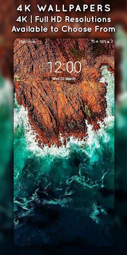 4K Wallpapers - Auto Wallpaper Changer 1.8.4 Screenshots 2
