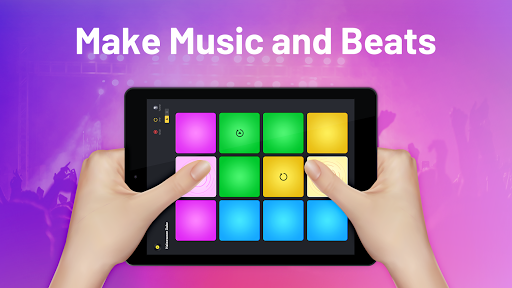 Drum Pad u2013 Free Beat Maker Machine 1.0.21 Screenshots 6