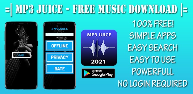 mp3juice – Free Mp3 Music Download Apk Download NEW 2021 3