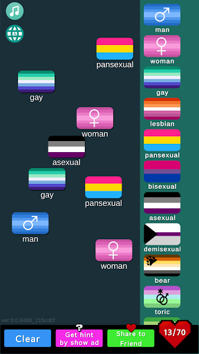 LGBT Flags Merge!  screenshots 11