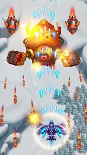 Sky Raptor Mod Apk: Space Shooter (Unlimited Gold/Diamonds) 4